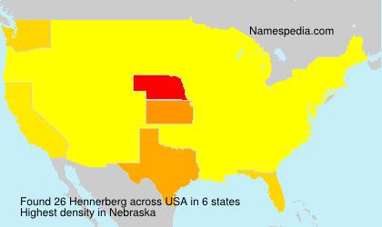 Hennerberg - USA