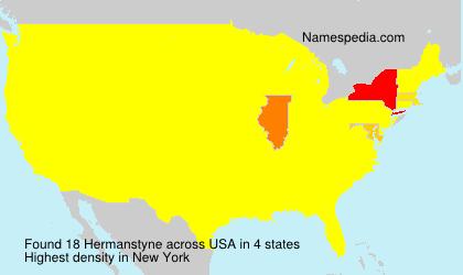 Hermanstyne