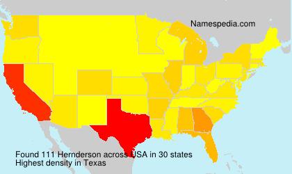 Hernderson