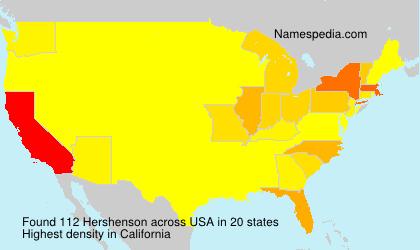 Hershenson
