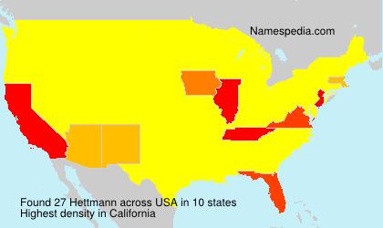Hettmann - USA