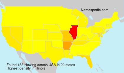 Hewing