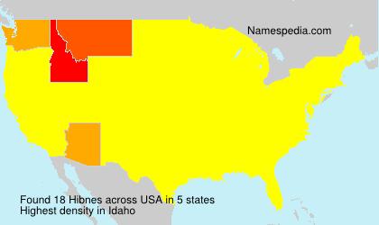 Hibnes - USA