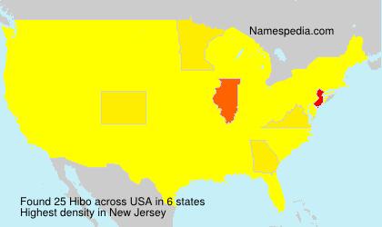 Hibo - USA
