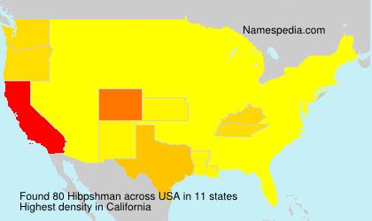 Hibpshman - USA