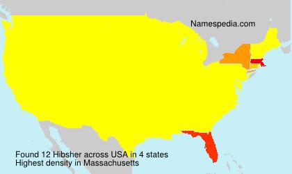 Hibsher - USA
