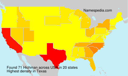 Hichman - USA