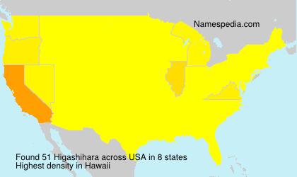 Higashihara - USA