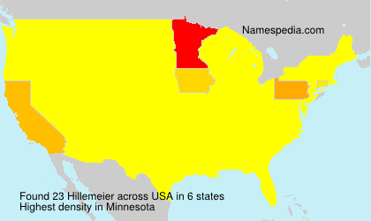 Hillemeier