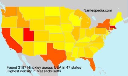 Hinckley - USA