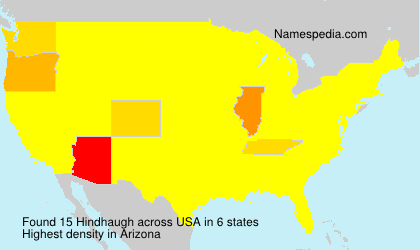 Hindhaugh - USA