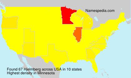 Hjelmberg - USA