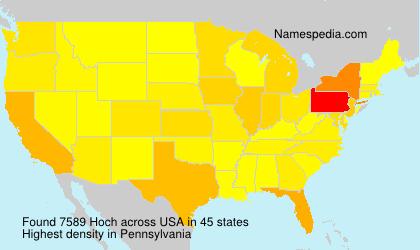 Hoch - USA