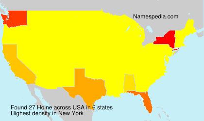Hoine - USA