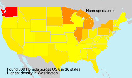 Homola - USA
