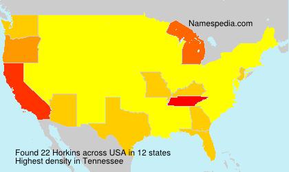 Horkins - USA