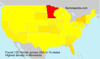 Hotzler - USA