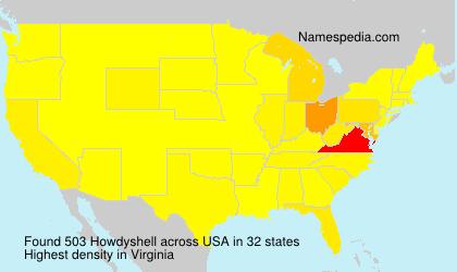 Howdyshell