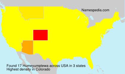 Humeyumptewa - USA