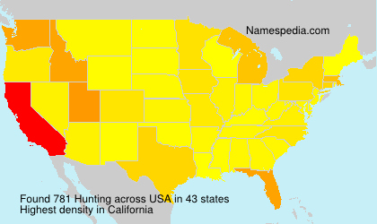 Surname Hunting in USA