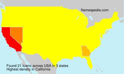 Icarro - USA