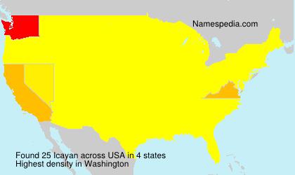 Icayan - USA