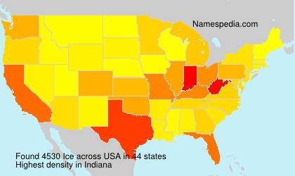 Ice - USA