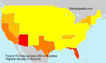Icela - USA