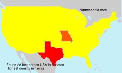 Icet - USA