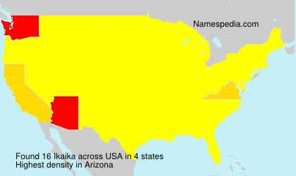 Ikaika - USA