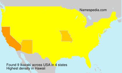 Ikazaki - USA