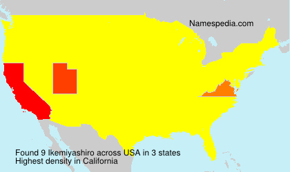 Ikemiyashiro - USA