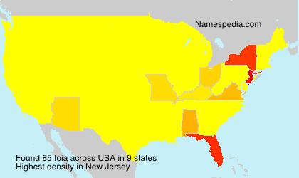 Ioia - USA