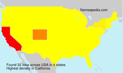 Ioka - USA