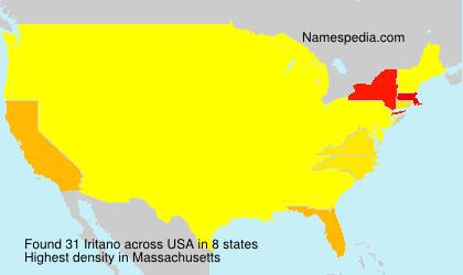 Iritano - USA