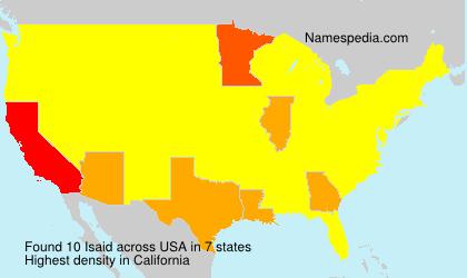 Isaid - USA