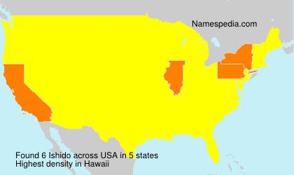Ishido - USA