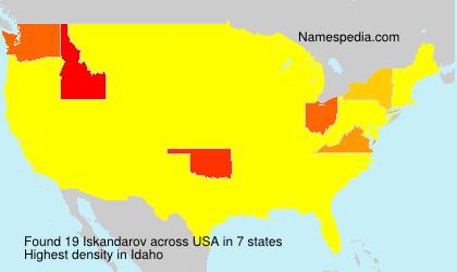 Iskandarov