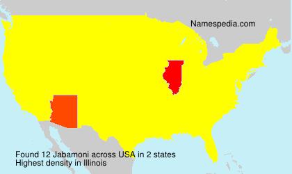 Jabamoni