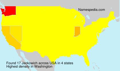 Jackowich
