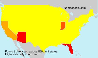 Jaensson