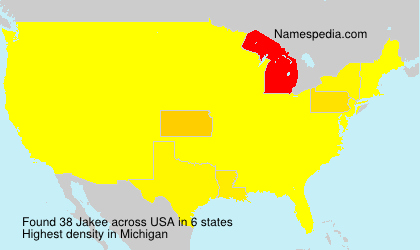 Jakee - USA
