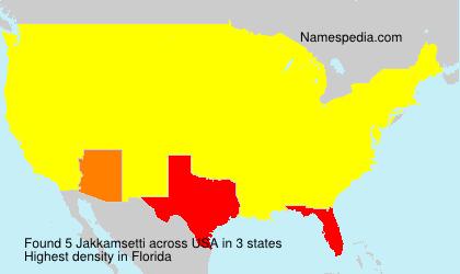 Jakkamsetti - USA