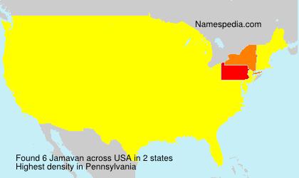 Jamavan