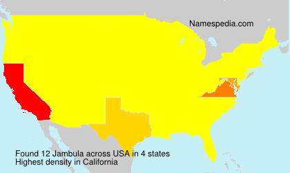 Jambula