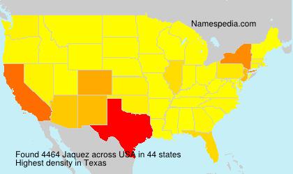 Jaquez - USA