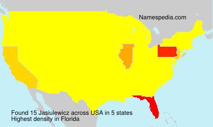 Jasiulewicz - USA