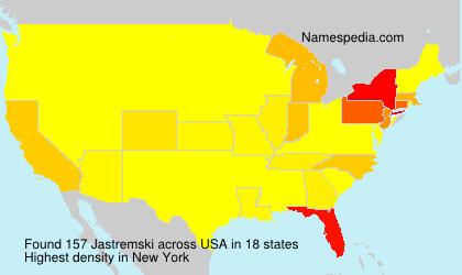 Jastremski - USA