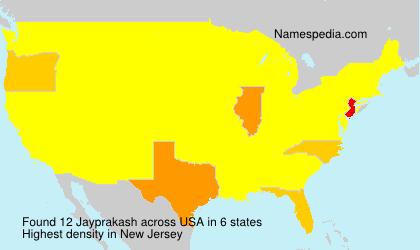 Jayprakash - USA