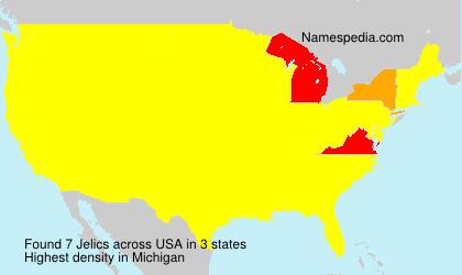 Jelics - USA